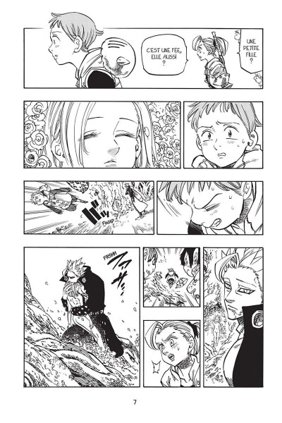 Page 8 Seven deadly sins tome 14