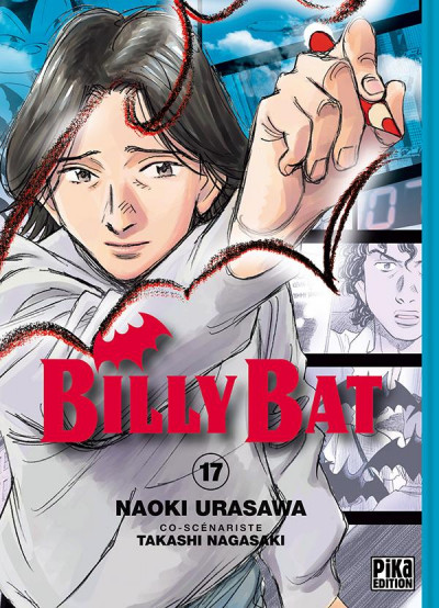 Couverture Billy bat tome 17