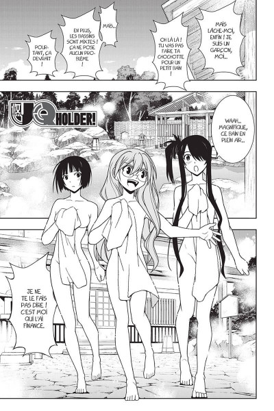 Page 8 Uq Holder! tome 10