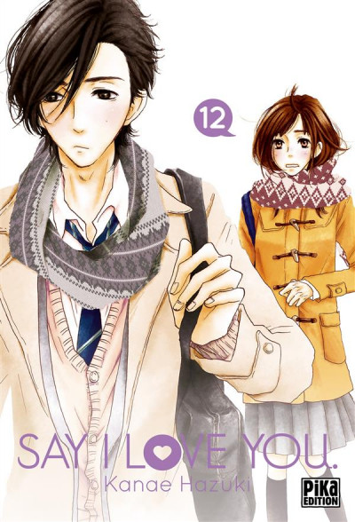 Couverture Say I love you tome 12