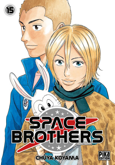 Couverture Space brothers tome 15