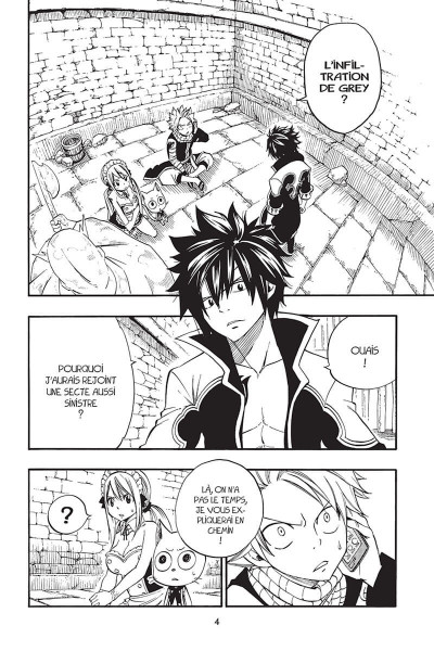 Page 5 Fairy tail tome 51