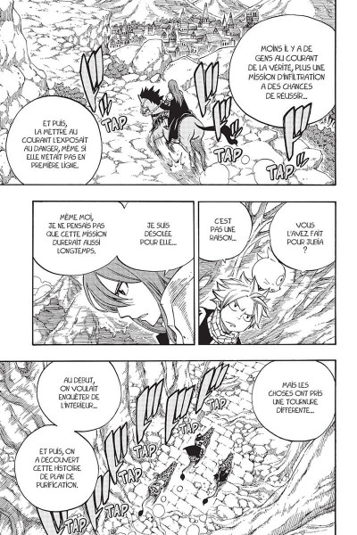 Page 8 Fairy tail tome 51
