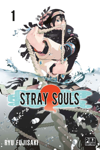 Couverture Stray souls tome 1