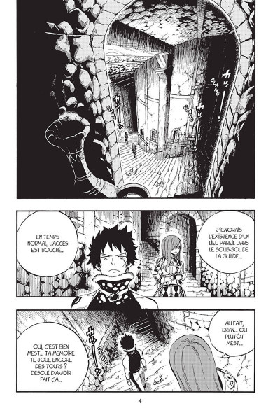 Page 5 Fairy tail tome 52