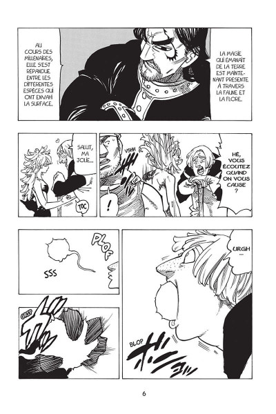 Page 7 Seven deadly sins tome 16