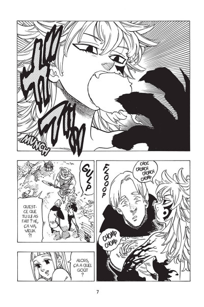 Page 8 Seven deadly sins tome 16