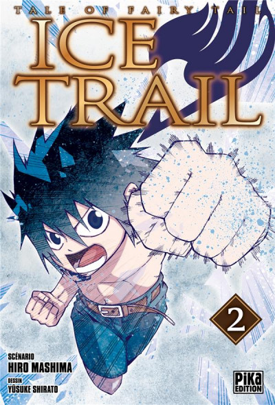 Couverture Fairy Tail - Ice trail tome 2