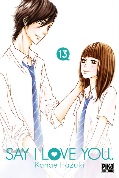 Couverture Say I love you tome 13