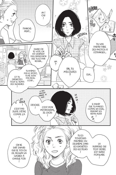 Page 8 Say I love you tome 13