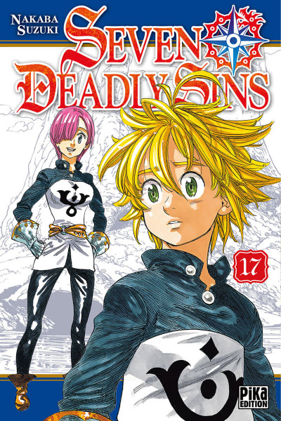 Couverture Seven deadly sins tome 17