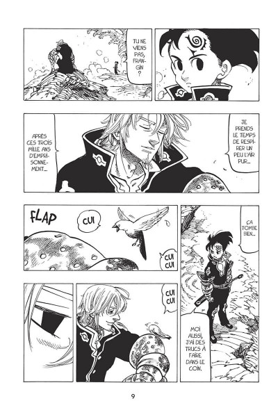Page 0 Seven deadly sins tome 18