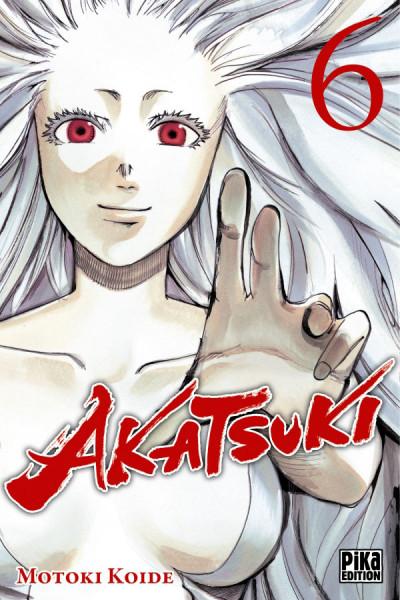 Couverture Akatsuki tome 6