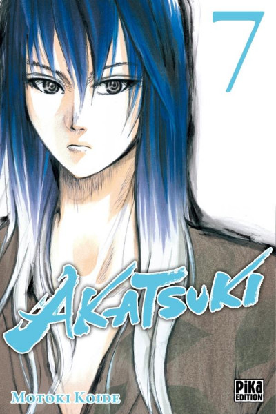 Couverture Akatsuki tome 7