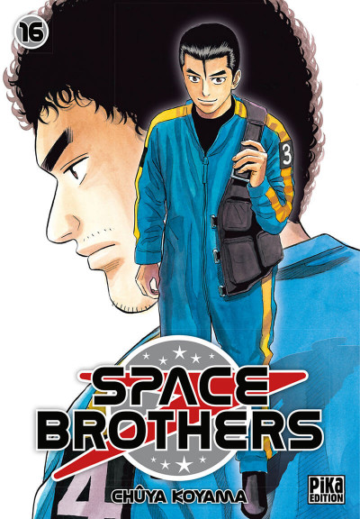 Couverture Space brothers tome 16