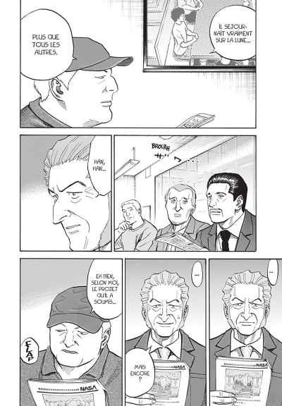 Page 7 Space brothers tome 17