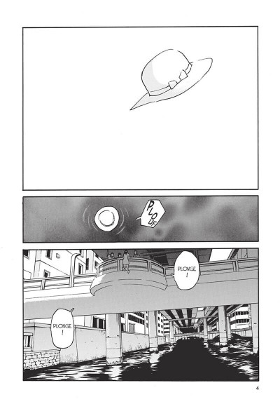 Page 5 Kurosagi, livraison de cadavres tome 18