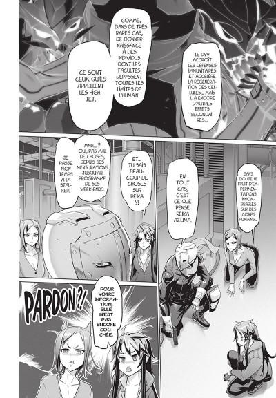Page 5 Triage X tome 12