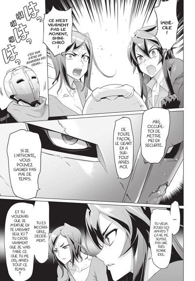Page 6 Triage X tome 12