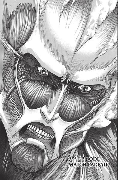 Page 6 L'attaque des titans tome 20