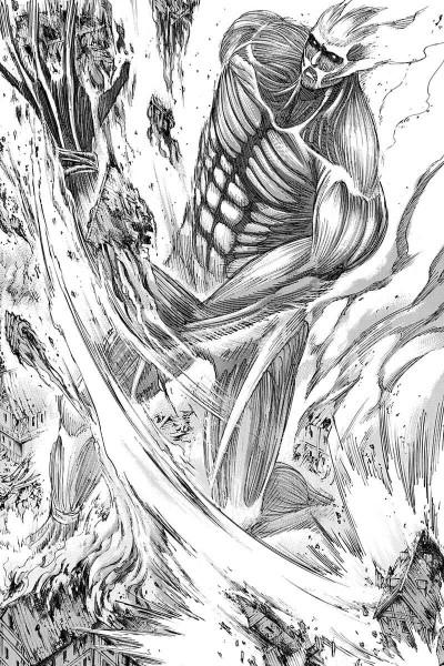 Page 8 L'attaque des titans tome 20