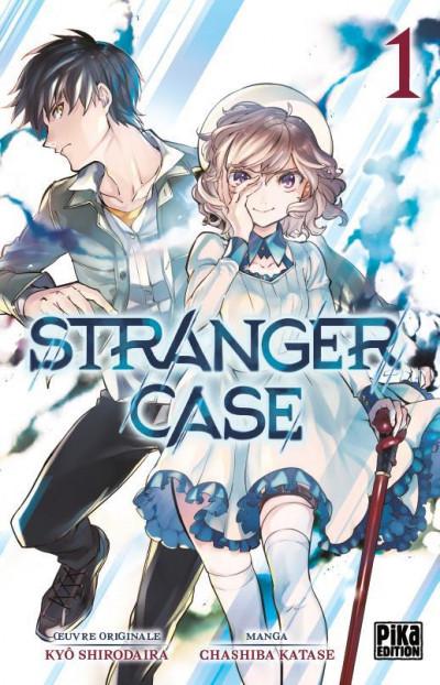 Couverture Stranger case tome 1