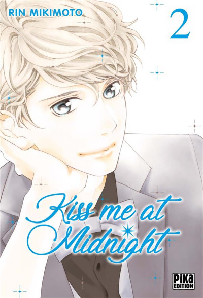 Couverture Kiss me at midnight tome 2
