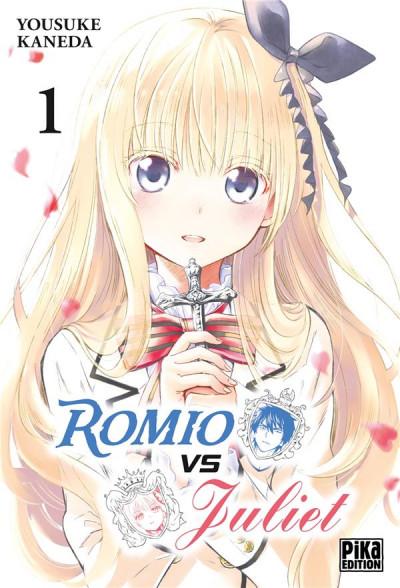 Couverture Romio VS Juliet tome 1
