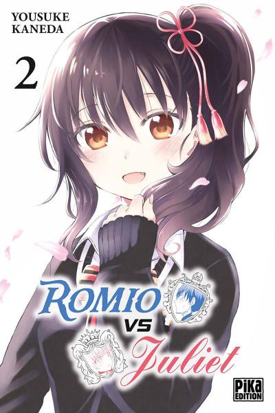 Couverture Romio VS Juliet tome 2