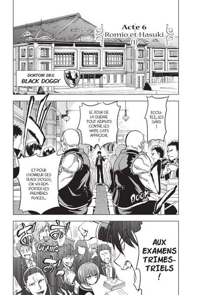 Page 6 Romio VS Juliet tome 2