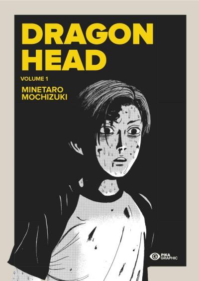 Couverture Dragon head tome 1