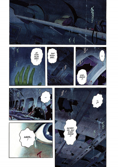 Page 0 Dragon head tome 1