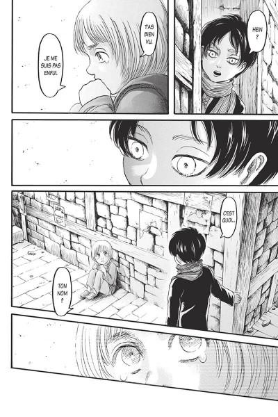 Page 7 L'attaque des titans tome 21