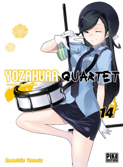 Couverture Yozakura quartet tome 14