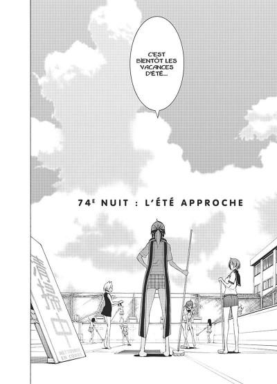 Page 9 Yozakura quartet tome 14