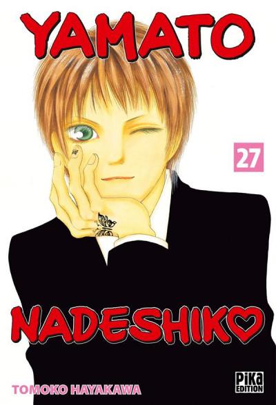 Couverture Yamato nadeshiko tome 27
