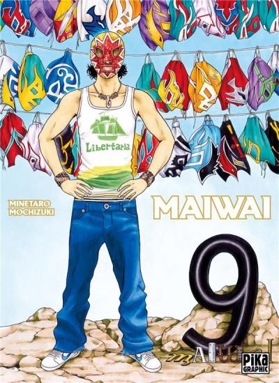 Couverture Maiwai tome 9