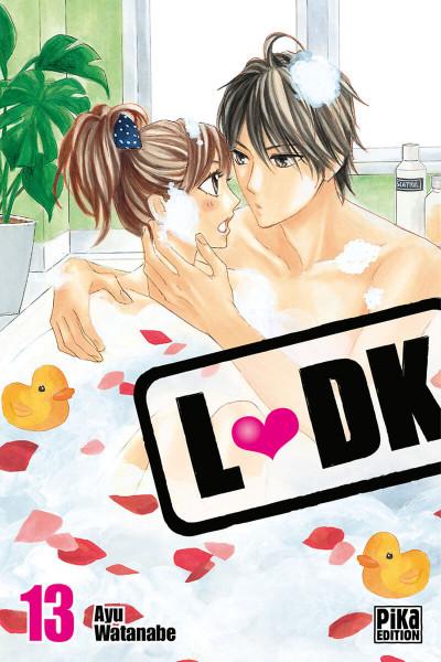 Couverture L-DK tome 13