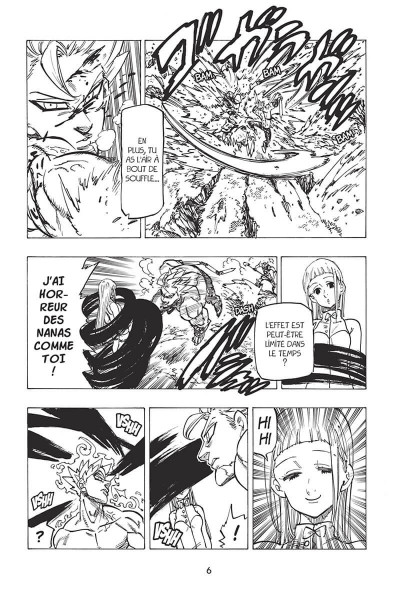 Page 7 Seven deadly sins tome 19