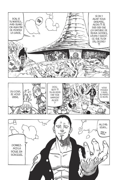 Page 5 Seven deadly sins tome 20