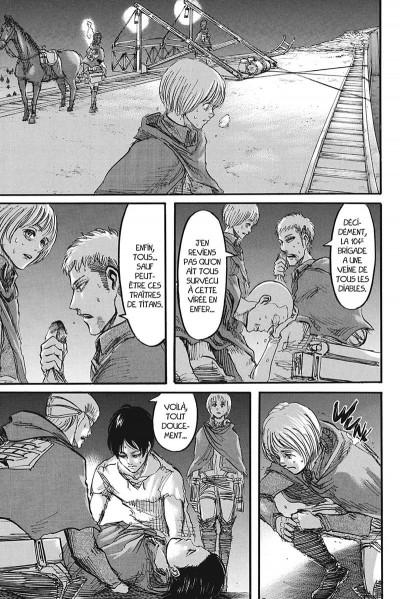 Page 8 L'attaque des titans - édition colossale tome 5