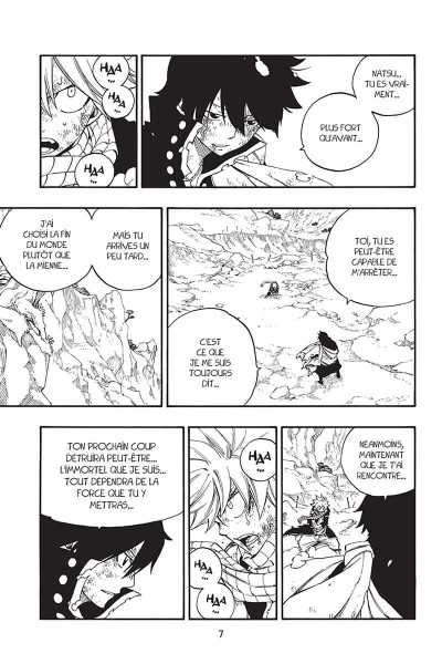 Page 8 Fairy tail tome 55