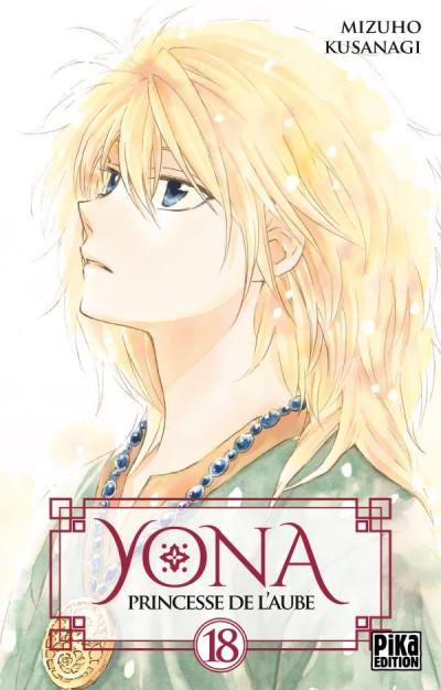 Couverture Yona, princesse de l'aube tome 18