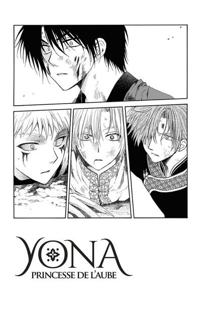 Page 4 Yona, princesse de l'aube tome 18