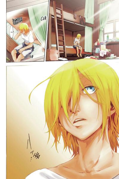 Page 3 L'attaque des titans - Lost girls tome 1