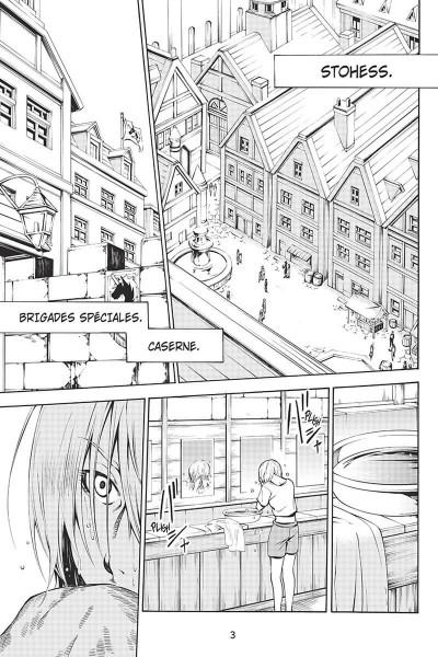 Page 4 L'attaque des titans - Lost girls tome 1