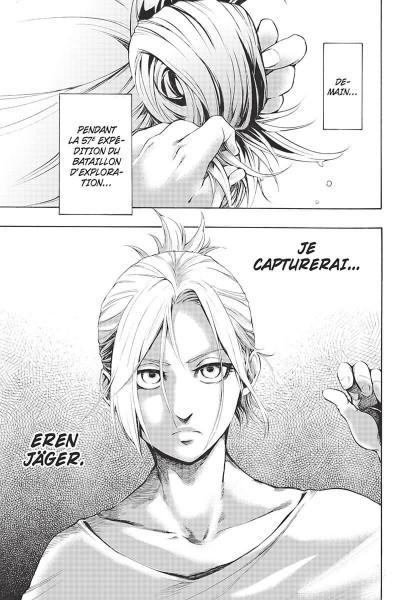 Page 8 L'attaque des titans - Lost girls tome 1