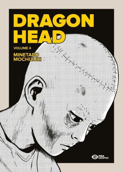 Couverture Dragon head tome 4