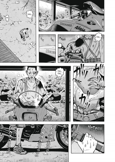 Page 7 Dragon head tome 4