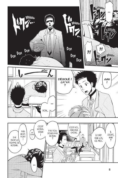 Page 9 Make me up ! tome 1